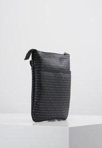 Armani Exchange - Schoudertas - black - 3