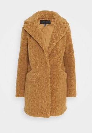 VMDONNA JACKET  - Winter coat - tobacco brown