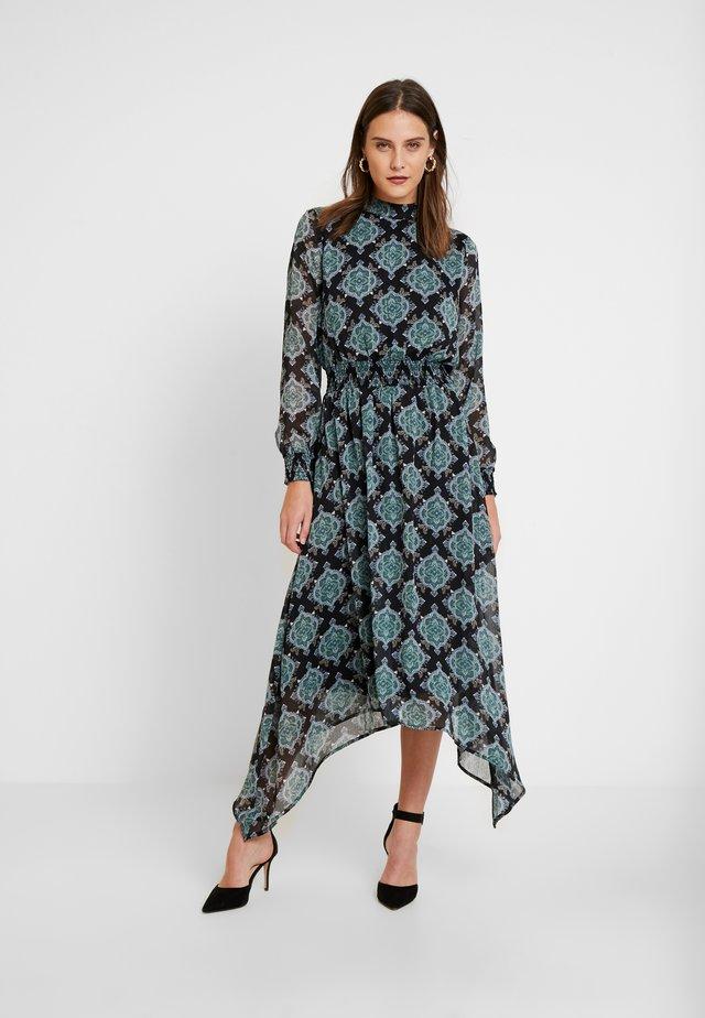 FALISSA PAISLEY - Robe longue - black