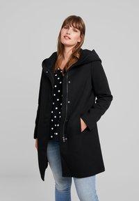 Vero Moda Curve - VMVERODONA - Classic coat - black - 0