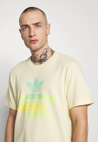 adidas Originals - SHATTERED LOGO SHORT SLEEVE GRAPHIC TEE - T-shirt imprimé - easyel - 4