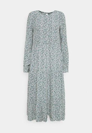 PCMAGGI MIDI DRESS - Hverdagskjoler - north atlantic
