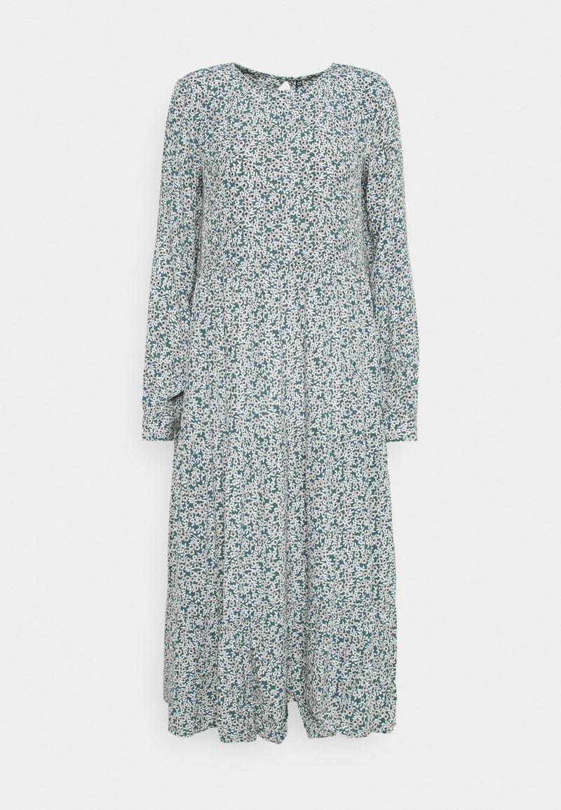 PIECES Tall - PCMAGGI MIDI DRESS - Day dress - north atlantic