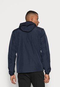 Lyle & Scott - POCKET JACKET - Outdoor jacket - dark navy - 2