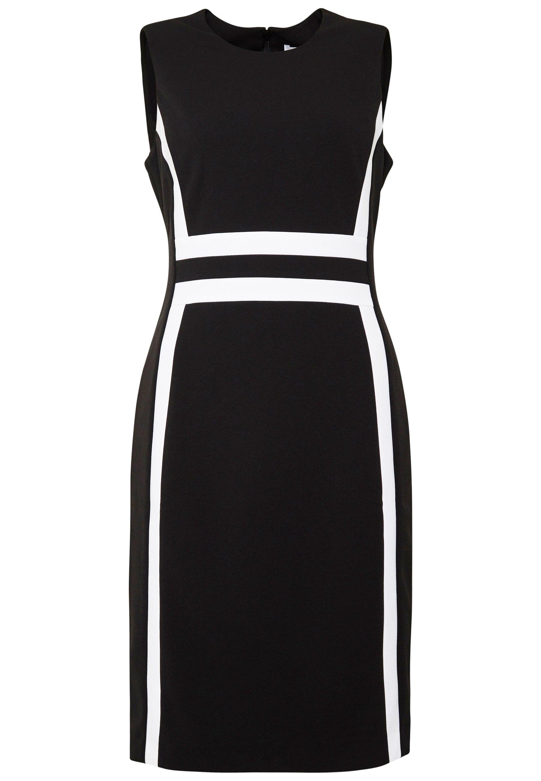 Mujer CONTRAST PANEL DRESS NS - Vestido ligero