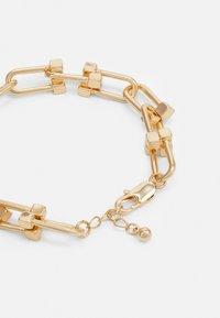 Pieces - PCBIONDIA BRACELET 2 PACK - Bracelet - gold-coloured - 1