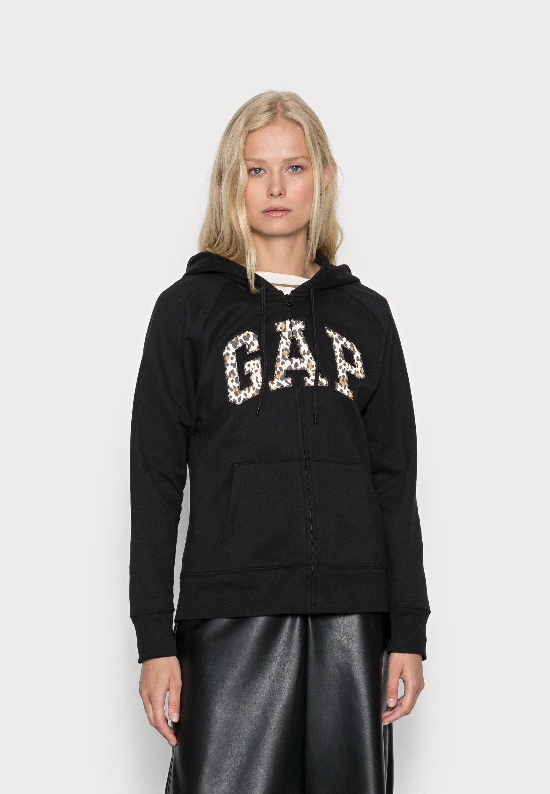 Women NOVELTY - Zip-up sweatshirt