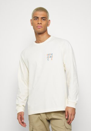 BODIE - Long sleeved top - dusty white