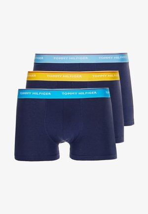 TRUNK 3 PACK - Panties - blue