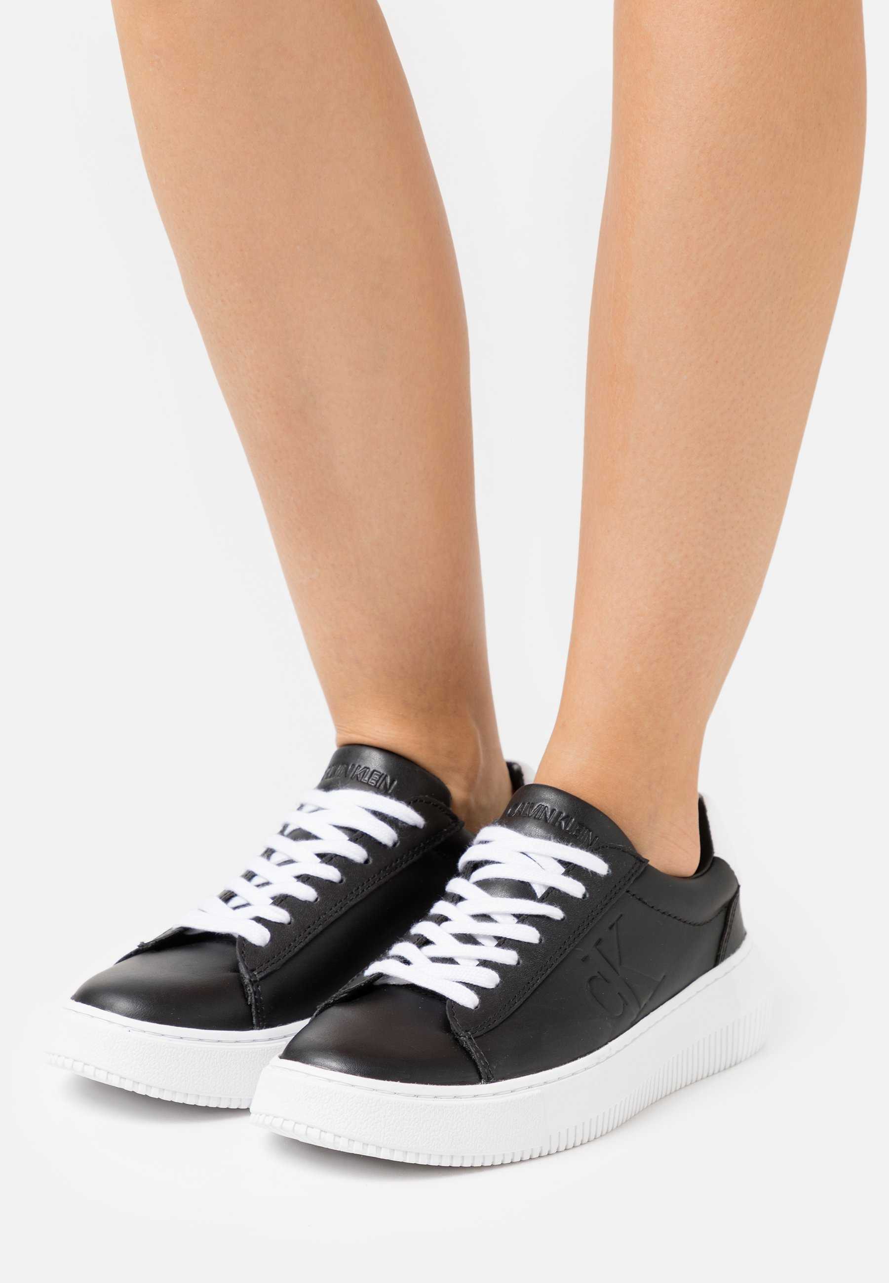 Women CHUNKY SOLE LACEUP  - Trainers