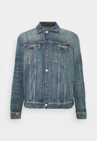 JERRY - Denim jacket - light blue denim