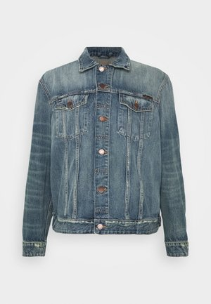 JERRY - Farkkutakki - light blue denim