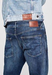 Pepe Jeans - Slim fit jeans - blue denim - 5