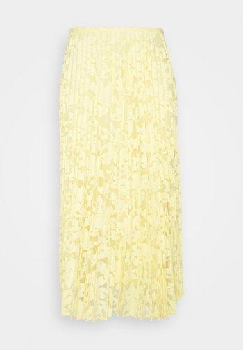 LAVANA - Pencil skirt - vanilla