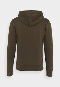 Replay - Zip-up hoodie - military - 1