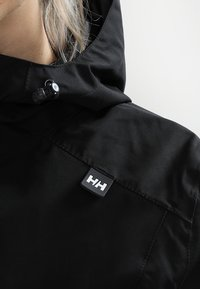 Helly Hansen - LONG BELFAST JACKET - Outdoor jacket - black - 6