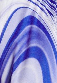 HOSBJERG - ASTA OLIVIA PANTS - Kalhoty - purple liquid - 2