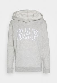 GAP - Hoodie - light heather grey - 4