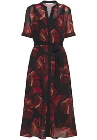 Betty & Co - Day dress - black/red - 0