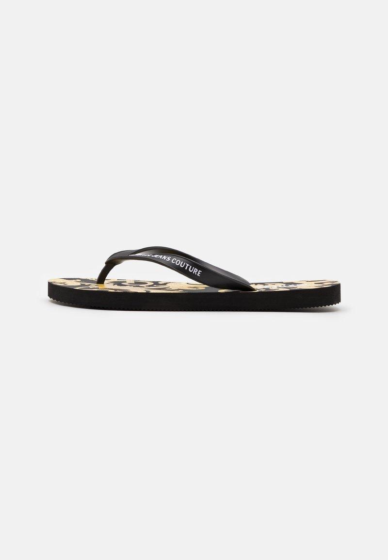 Versace Jeans Couture - Japonki - black/gold