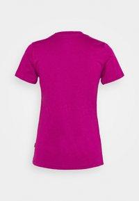 Converse - STAR CHEVRON LOGO TEE - T-shirt imprimé - cactus flower - 1