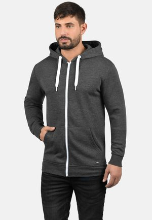 OLLI - Sweater met rits - dark grey