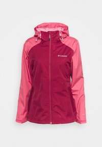 INNER LIMITS II JACKET - Outdoor jacket - red orchid/rouge pink