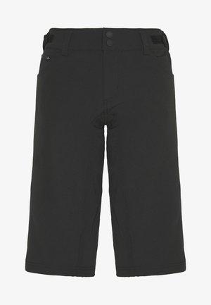MOMENTUM BIKE - Outdoor Shorts - black