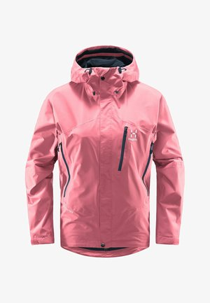 ASTRAL GTX JACKET - Hardshell jacket - tulip pink