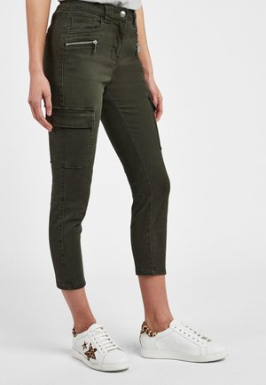 UTILITY - Jeans Skinny Fit - green