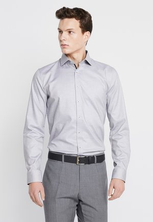 OLYMP NO.6 SUPER SLIM FIT - Shirt - grey