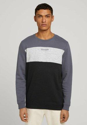 Sweatshirt - blueish grey