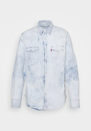 BARSTOW WESTERN STANDARD - Camisa - med indigo