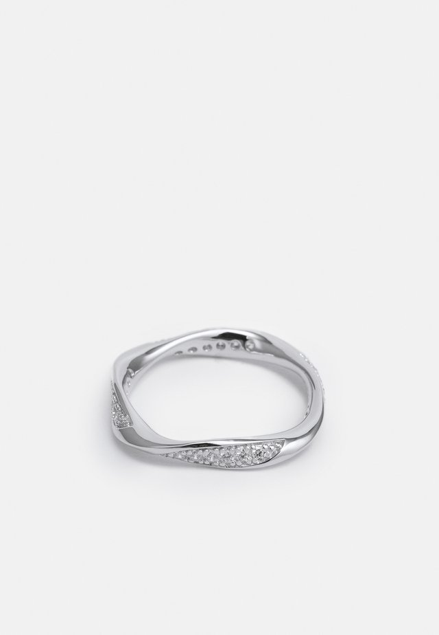 CETARA RING - Bague - silver-coloured
