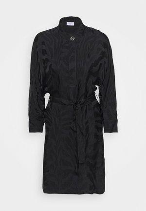 RIKITA - Day dress - noir