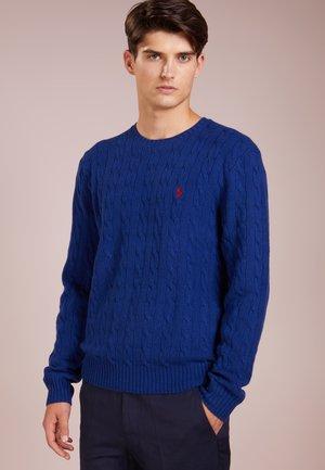 Jumper - soho blue