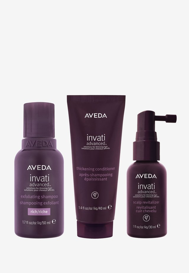 INVATI ADVANCED RICH DISCOVERY SET - Haarset - -