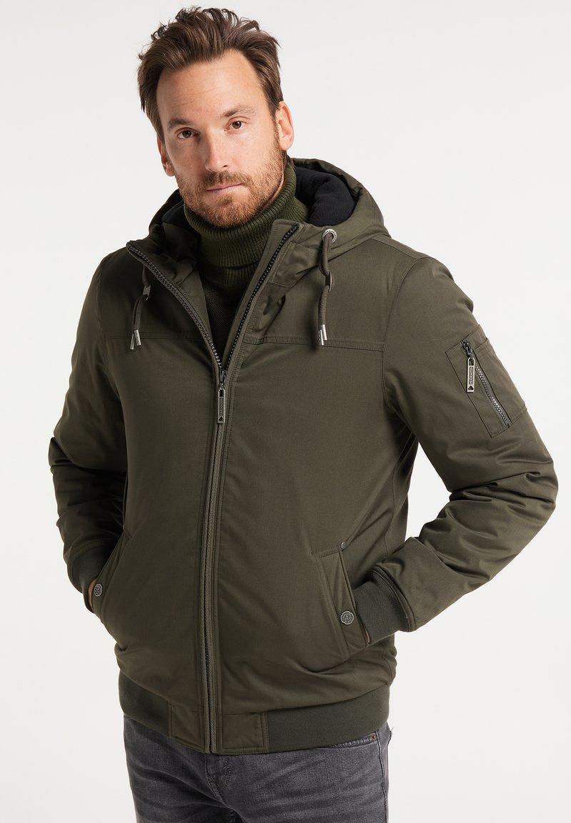 DreiMaster - Winter jacket - oliv