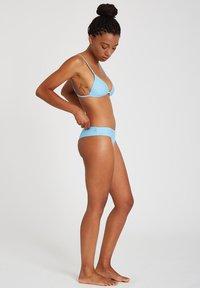 Volcom - SIMPLY SOLID TRI - Bikini top - coastal blue - 3