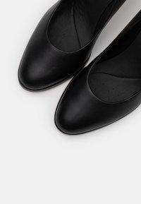 Clarks - KAYLIN CARA  - Classic heels - black - 5