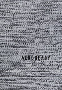 adidas Performance - Print T-shirt - schwarz\grey - 4