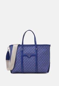 MICHAEL Michael Kors - BECK TOTE - Handbag - twilight blue - 4
