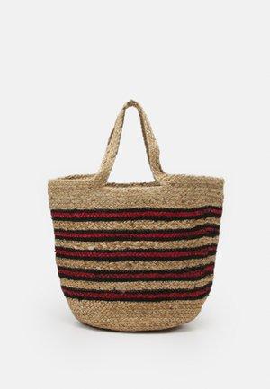 BEACH BAG - Tote bag - nature poppy