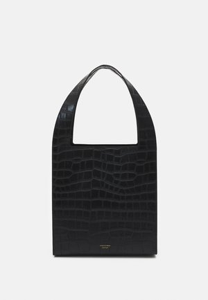RHEA TOTE - Handbag - black