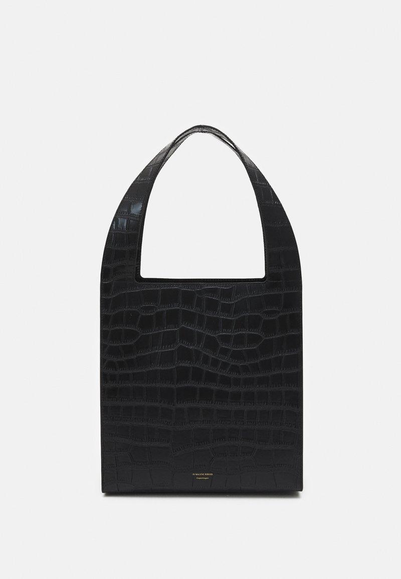 By Malene Birger - RHEA TOTE - Handbag - black