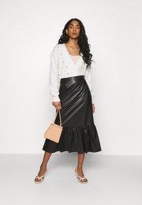 EDITED - WREN SKIRT - A-line skirt - schwarz - 1