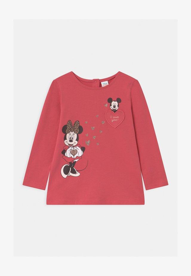 MINNIE - T-shirt à manches longues - tea rose
