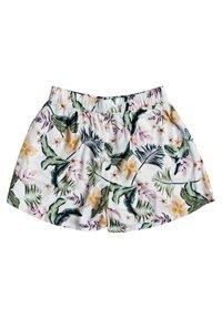 Roxy - HO HEY - Swimming shorts - snow white rg praslin - 1