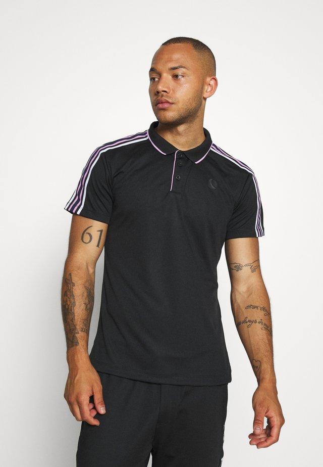 TYLER - T-shirt sportiva - black beauty