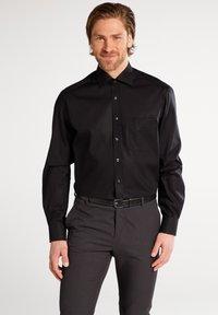 Eterna - Formal shirt - black - 0
